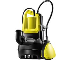Bild zu Kärcher Schmutzwasser-Tauchpumpe SP 5 Dirt (Fördermenge: max. 9500 l/h, Restwasserhöhe: 25 mm) für 69,20€ (VG: 84,16€)