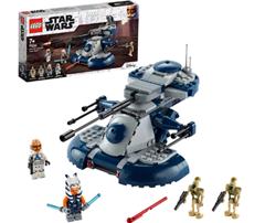 Bild zu LEGO 75283 Armored Assault Tank (AAT™) Bausatz für 29,99€ inkl. Versand (VG: 33€)