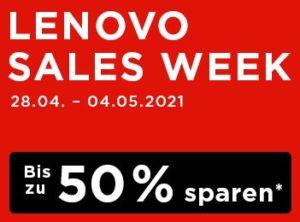 Leneovo Sales Week