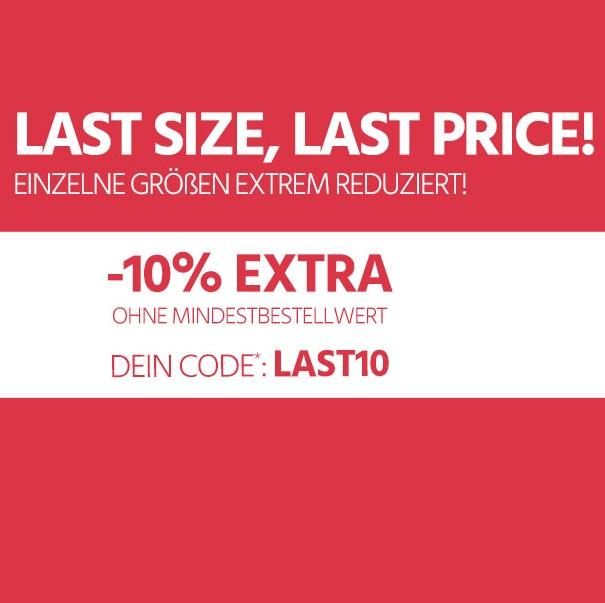 Bild zu Jeans Direct: 10% Extra-Rabatt auf ausgewählte Artikel (Ohne MBW)