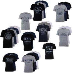 Mustang t-shirts