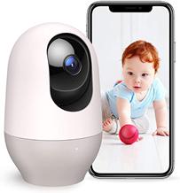 Nooie Babyphone mit Kamera, Haustier WLAN IP Amazon de Elektronik