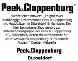 Bild zu Peek & Cloppenburg*: 15% Extra Rabatt auf ausgewählte Artikel für Insider