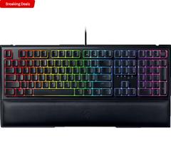 RAZER Razer Ornata V2, Gaming Tastatur, Mecha-Membran, Razer Mecha-Membran Gaming Tastatur MediaMarkt