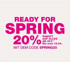Ready for Spring Oster Sale 2021 ? P C Online Shop