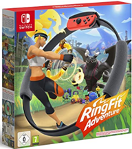Ring Fit Adventure - Nintendo Switch Amazon it Videogiochi