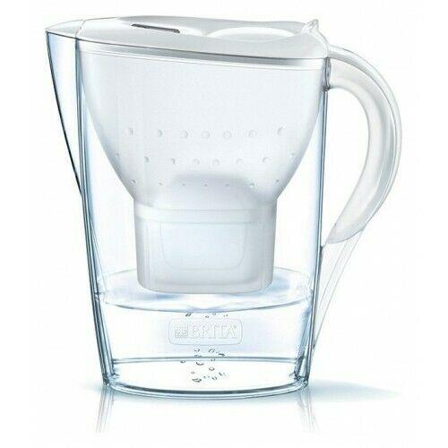 Bild zu Brita Cool White Maxtra+ Wasserfilter inklusive Maxtra+ Kartusche für 12,95€ (Vergleich: 15,86€)