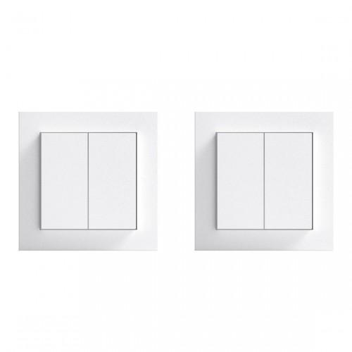 Bild zu Senic Friends of Hue Smart Switch im Doppelpack für 99€ (Vergleich: 129,05€)