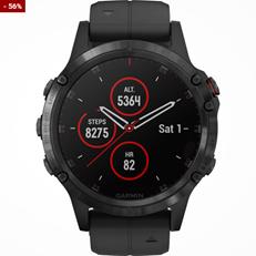 Smartwatch fenix® 5 Plus Sapphire 010-01988-01