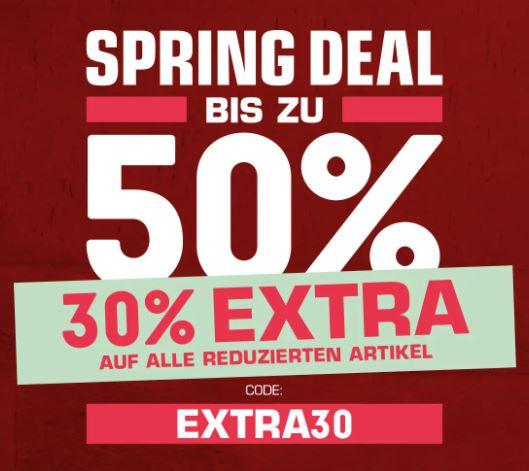 Bild zu SNIPES: bis zu 50% Rabatt + 30% EXTRA-Rabatt