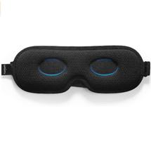 Unimi Schlafmaske mit neuem Design für Frauen Männer, Ultradünne 3D-Lichtblockende Augenmaske, Atmung[...]