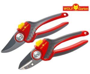 Wolf Gartenschren set Premium 4000