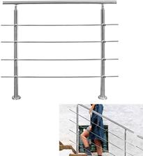 Bild zu wolketon Edelstahl Treppengeländer (verschiedene Größen) ab 52,49€ inkl. Versand