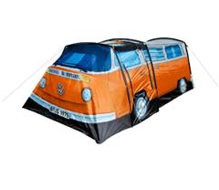 Bild zu Zelt 'Volkswagen Bulli' für 3 Personen (380 x 200 x 145 cm) für 99,99€ inkl. Versand (VG: 159,90€)