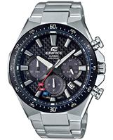 CASIO Herren Chronograph Solar Uhr mit Edelstahl Armband EFS-S520CDB-1AUEF Amazon de Uhren
