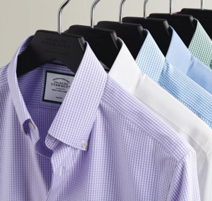 Bild zu Charles Tyrwhitt: 50% Rabatt auf alle Hemden im Shop