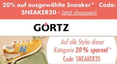 Bild zu Görtz: 20% Extra-Rabatt auf über 1700 Sneaker – z.B.: Nike Sneaker COURT VISION LOW für 33,78€ (VG: 68,73€)