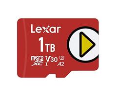 Bild zu Lexar Play 1TB microSDXC UHS-I Karte für 146,86€ (VG: 199,64€)