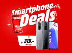 Bild zu MediaMarkt Smartphone Deals z.B. XIAOMI Mi Note 10 lite 128 GB Nebula Purple Dual SIM für 259€ (VG: 309€)