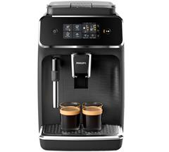 Bild zu PHILIPS EP2220/40 Kaffeevollautomat Mattschwarz ab 269€ (VG: 319€)