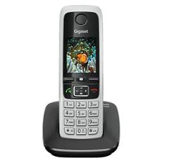 Bild zu GIGASET C 430 Schnurloses Telefon (zur Erweiterung) für 33€ (VG: 58,99€)