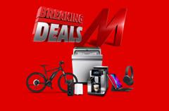 Bild zu MediaMarkt Breaking Deals, so z.B. MOTOROLA moto g9 play 64 GB Grün Dual SIM ab 119€ (VG: 151,01€)