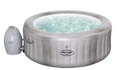 """Bild zu BESTWAY Whirlpool """"Lay-Z-Spa Cancun"""" 180/66 cm in Grau ab 308,87€ (VG: 428,90€)"""