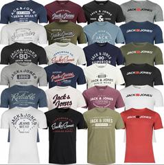Bild zu Verschiedene Jack & Jones Rundhals Herren T-Shirts für 10,50€