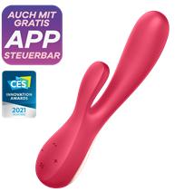 Bild zu Eis.de: Satisfyer 'Mono Flex' – steuerbar per App (VG: 31,99€) + 6 Gratisartikel für 2,99€ (ab 29,95€ mitbestellbar)