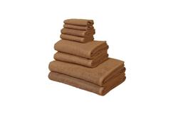 Bild zu [bis Mitternacht] Handtuch Set Neele (8-tlg), aus Bio Baumwolle für 11,04€ (VG: 27,99€)
