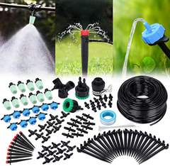 Bild zu Jeteven Bewässerungssystem mit 30m Schlauch und diverse Adapter für 15,95€