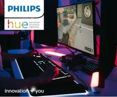 Bild zu Proshop: PHILIPS Hue Bundle Angebote, z.B. Philips Hue LightStrip Plus V4 2+1m Base Kit für 72,39€ (VG: 88,49€)