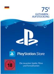 Bild zu Eneba: 75€ Playstation Store Guthaben für 54,19€