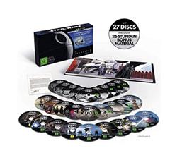 Bild zu Star Wars 1 – 9 – Die Skywalker Saga 4K Ultra HD [Blu-ray] für 124,97€