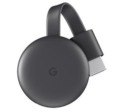 Bild zu Saturn: GOOGLE Chromecast Streaming Player, 3. Generation für 29€ bei Abholung (VG: 38,30€)