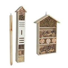 Insektenhotel Insektenhaus XXL Nistkasten Insekten Bienen Brutkasten Holz eBay