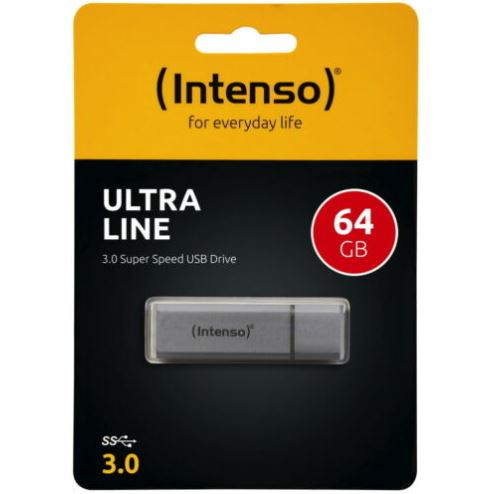 Bild zu Intenso Ultra Line 64GB USB 3.0 Speicherstick für 7,77€ (VG: 9,99€)