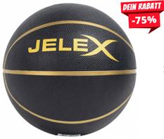 JELEX Sniper Basketball black-gold