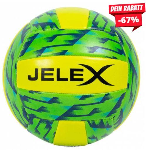 """Bild zu JELEX """"Softtouch"""" Volleyball Größe 5 in 2 Designs für 8,99€ (VG: 13,96€)"""