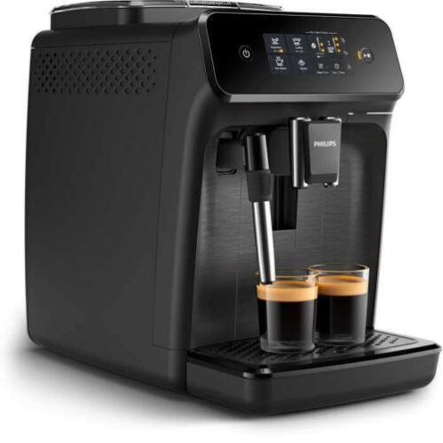 Bild zu PHILIPS Kaffeevollautomat EP1220/00 Series 1200 für 197,99€ (VG: 302,99€)