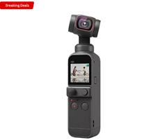 Bild zu DJI Pocket 2 Actioncam (4K, 2.7K, FullHD) für 289€ inkl. Versand (VG: 338€)