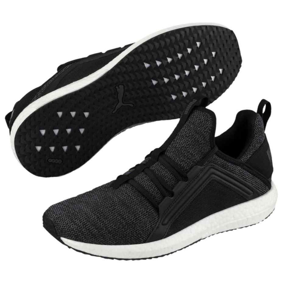 Bild zu PUMA Mega NRGY Knit Sneaker in Schwarz (Gr.: 39 – 45) für 38,95€ (VG: 49,95€)