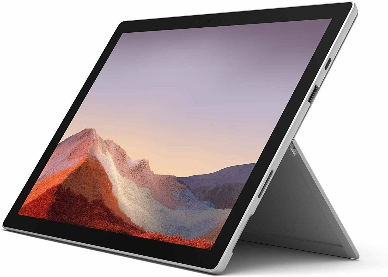 Bild zu 12,3 Zoll Tablet Microsoft Surface Pro 7 (Intel Core i5, 8GB RAM, 256GB) für 799€ (Vergleich: 949€)