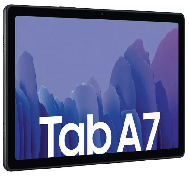 Bild zu SAMSUNG TAB A7 Wi-Fi, Tablet, 32 GB erweiterbar mit Micro-SD, 10,4 Zoll ab 149€ (VG: 186,42€)