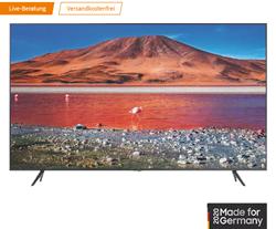 SAMSUNG GU65TU7199 LED TV (Flat, 65 Zoll 163 cm, UHD 4K, SMART TV), LED TV, kaufen SATURN