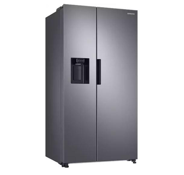 Bild zu SAMSUNG RS6JA8811S9/EG RS8000 Side-by-Side Kühlschrank (EEK: E, 609 l, No Frost+) ab 817,38€ (VG: 1068,99€)