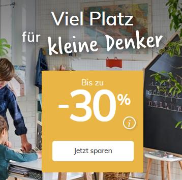 Bild zu Vertbaudet: Bis zu 30% Rabatt auf Möbel und Deko