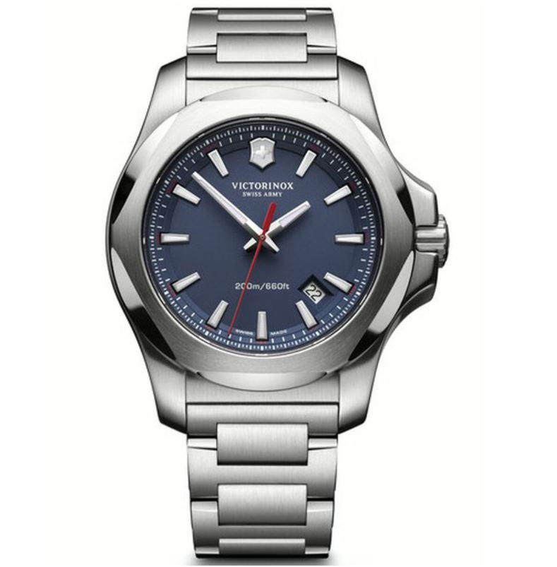 Bild zu Victorinox I.N.O.X. schweizer Arme Herren-Quartz Uhr für 299€ (VG: 529€)
