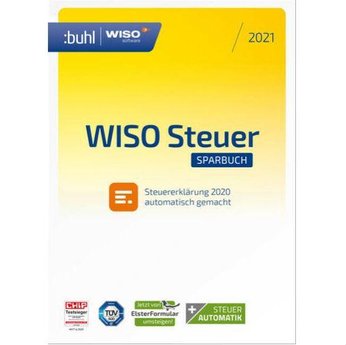 Bild zu WISO Steuer-Sparbuch 2021 (für Steuerjahr 2020), Download (Key) für Windows oder Mac für je 18,99€ (VG: 22,99€)