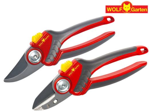 Bild zu Wolf Bypass-Gartenschere RR 4000 Premium Plus und Wolf Amboss-Gartenschere RS 4000 Premium Plus für 24,90€ (Vergleich: 42,30€)
